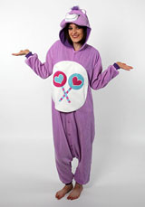 Care Bears Share Bear Kigurumi