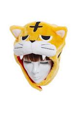 Tiger Kigurumi Cap
