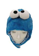 Cookie Monster Kigurumi Cap