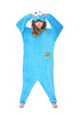 Cookie Monster Kigurumi
