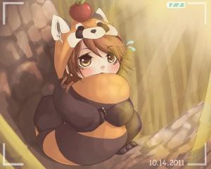 Corned Red Panda. Oh Noes!