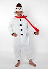 Snowman Kigurumi