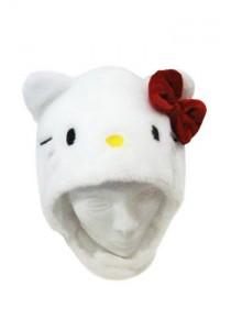 Hell Kitty Cap