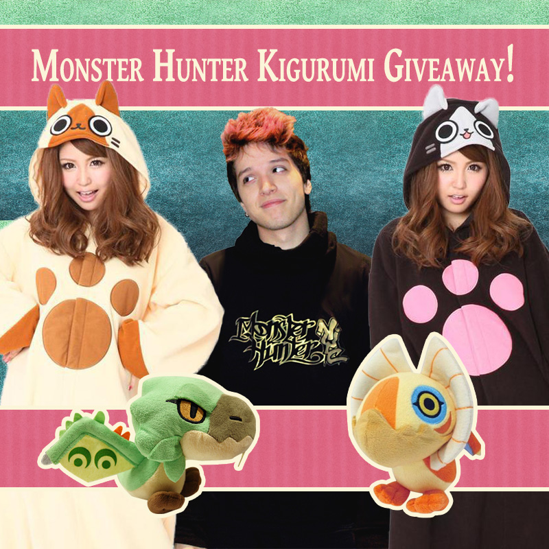 Kigurumi-Monster-Hunter-Giveaway
